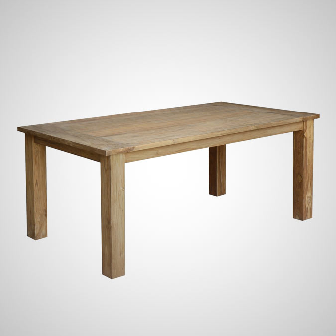 DINGKLIK DINING TABLE OUTDOOR NORMAL LEG