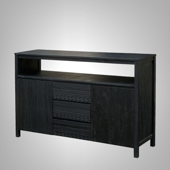 Basic Buffet 2 Doors 3 Drawers