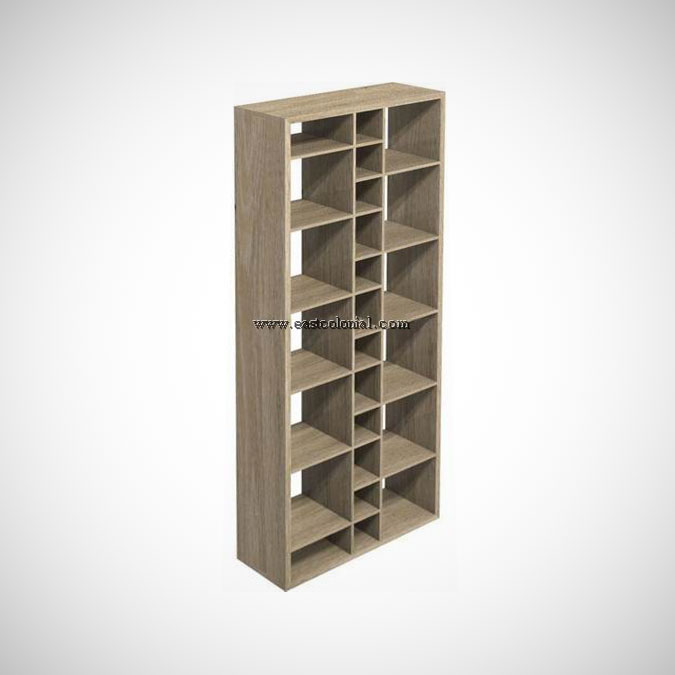 Solo Bookshelf Vertical
