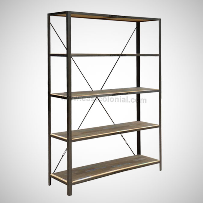 Ferkast Bookshelf 4 Shelves