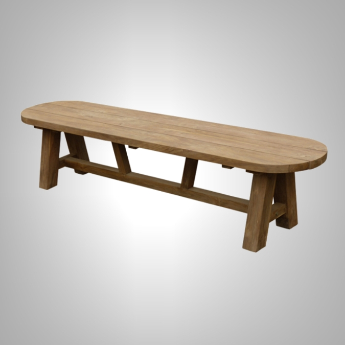 Bench Oval