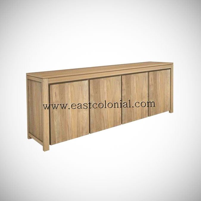 Solo Buffet 4 Doors