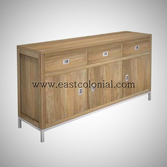 Stella Buffet 3 Doors 3 Drawers