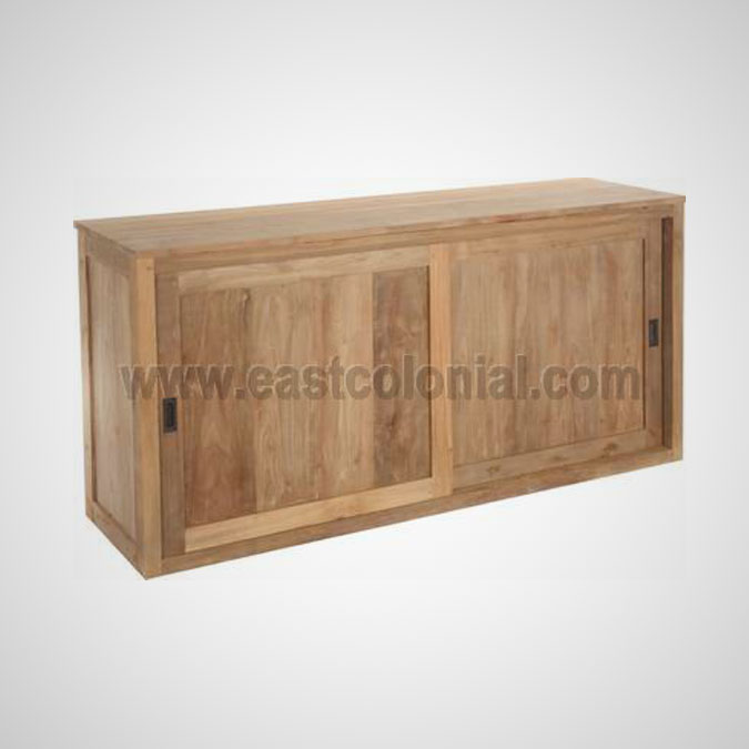 Alacena Chest w 2 Sliding Doors