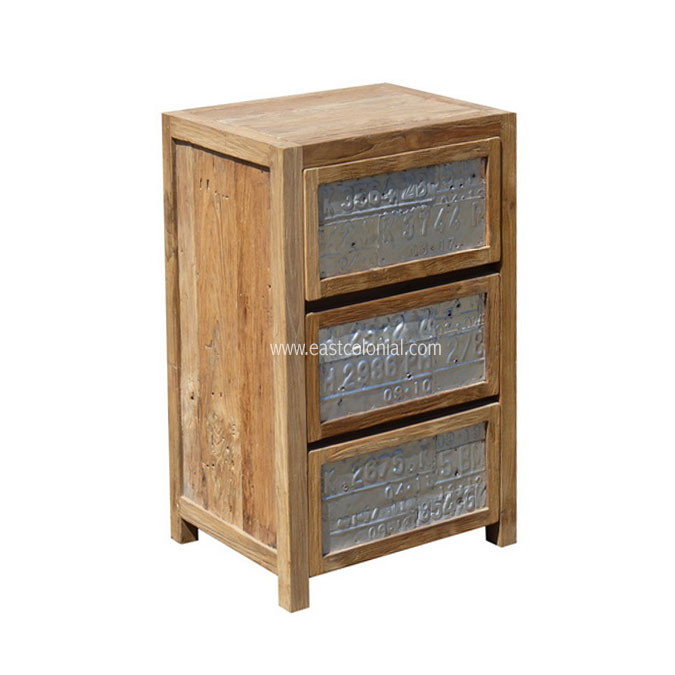 LICENCE CHEST 3 DRAWERS