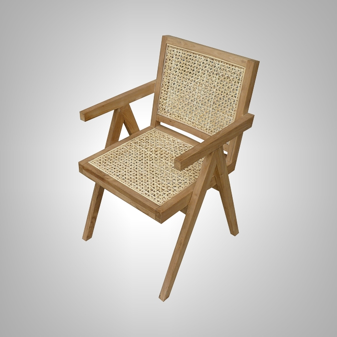 ARM CHAIR CANE