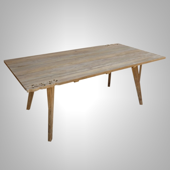 Carving Dining Table