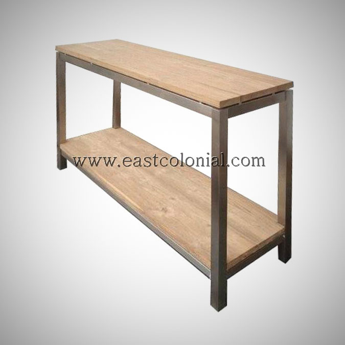 Stella Console Medium w Shelf