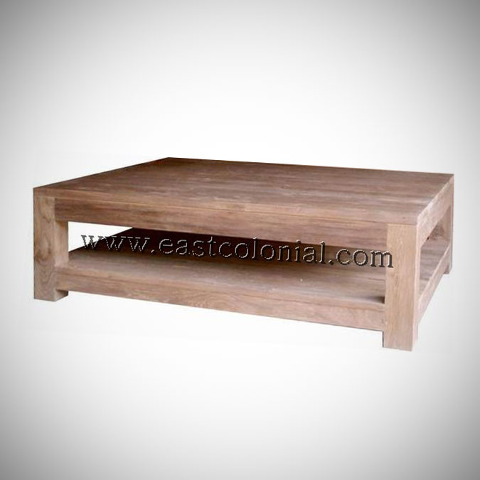 Solo Coffee Table Medium w Shelf