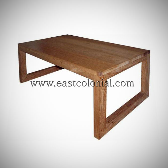 Linear Coffee Table Medium