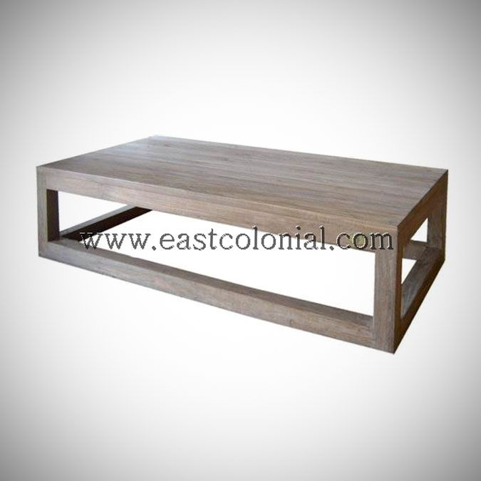 Linear Coffee Table Medium Special Leg