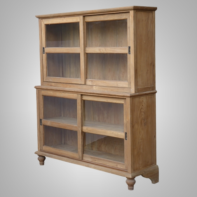 Cupboard Loraine with Sliding Door