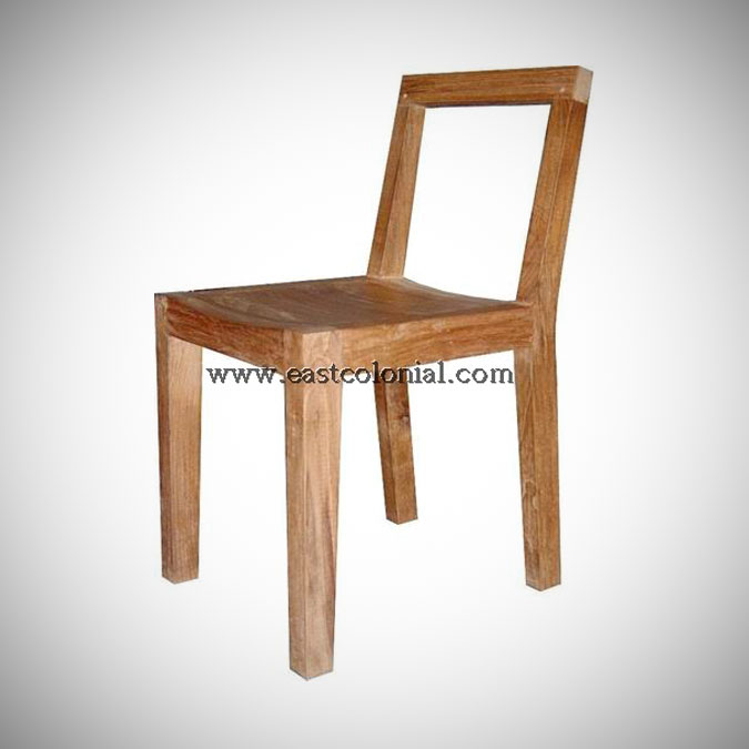 Linear Dining Side Chair
