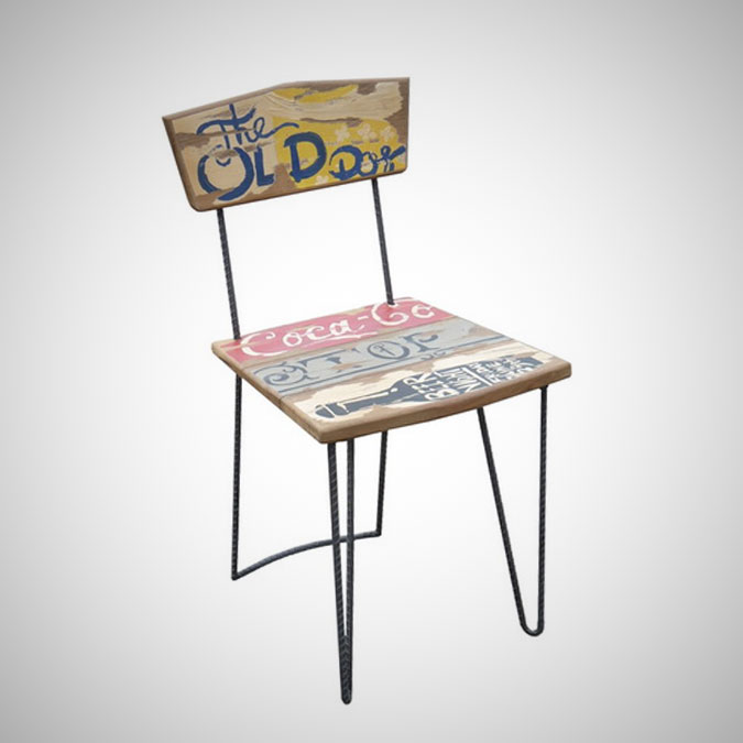 Billboard Dining Chair