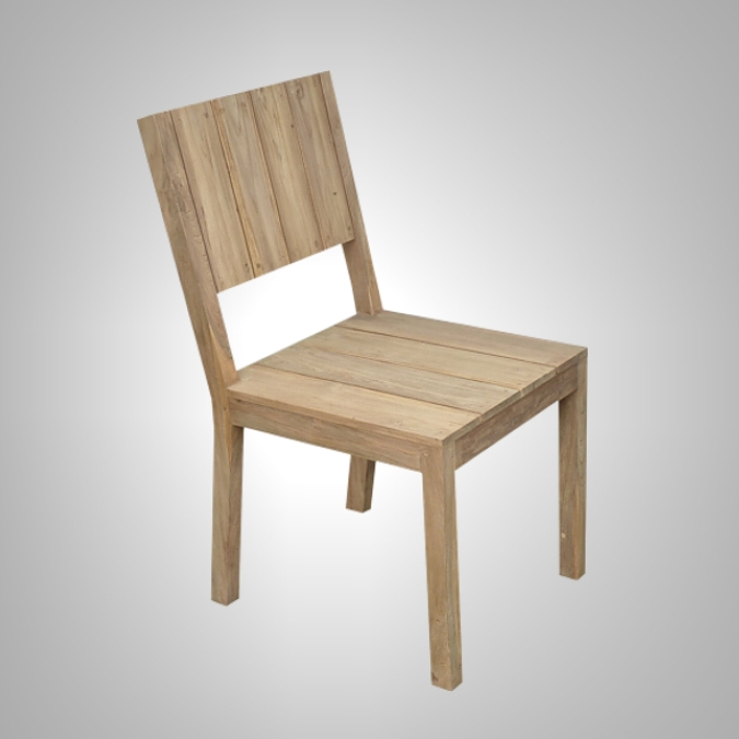 Dingklik Chair