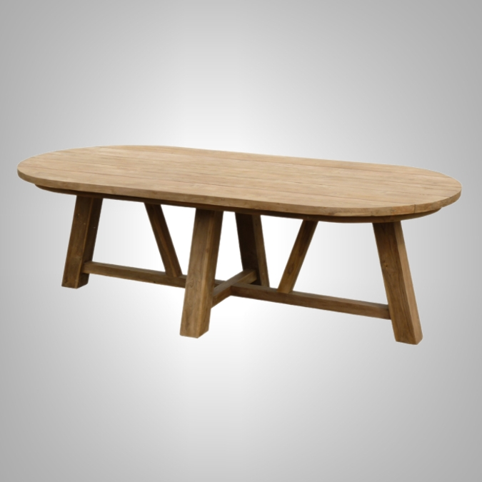 Dining Table Oval