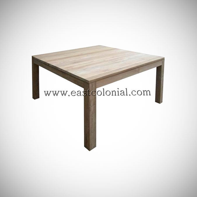 Solo Dining Table Square Small