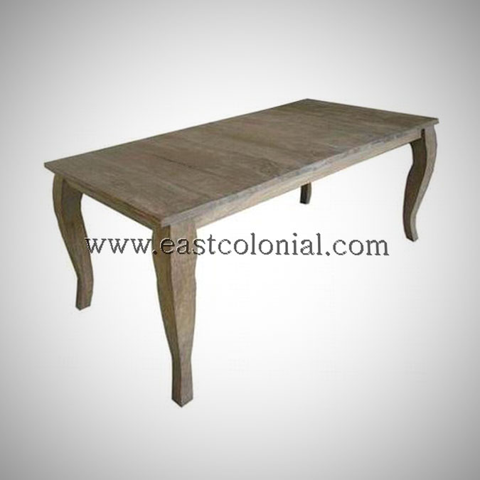 Baroque Dining Table Small