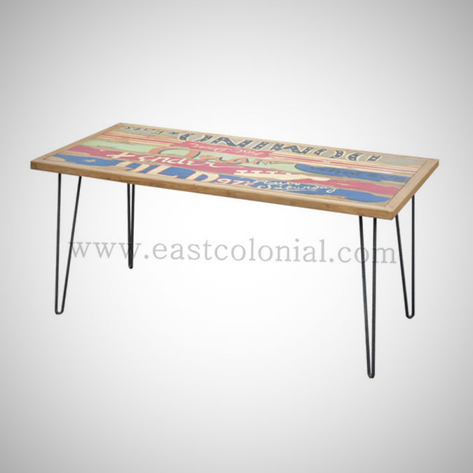Billboard Dining Table