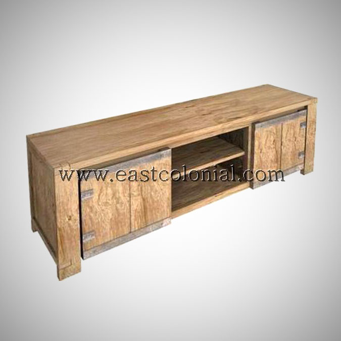 Ferosi TV rack 2 Doors