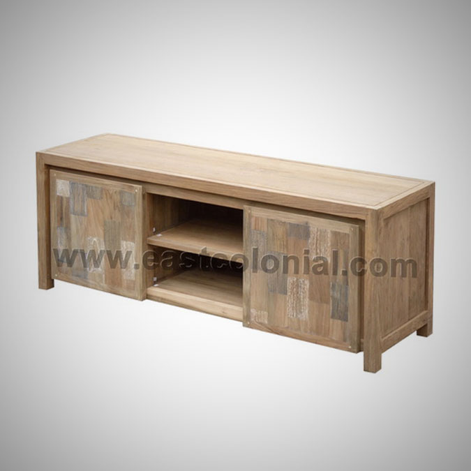 Mozaik TV Rack 2 Doors