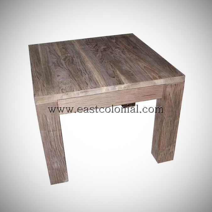 Solo End Table Square Small
