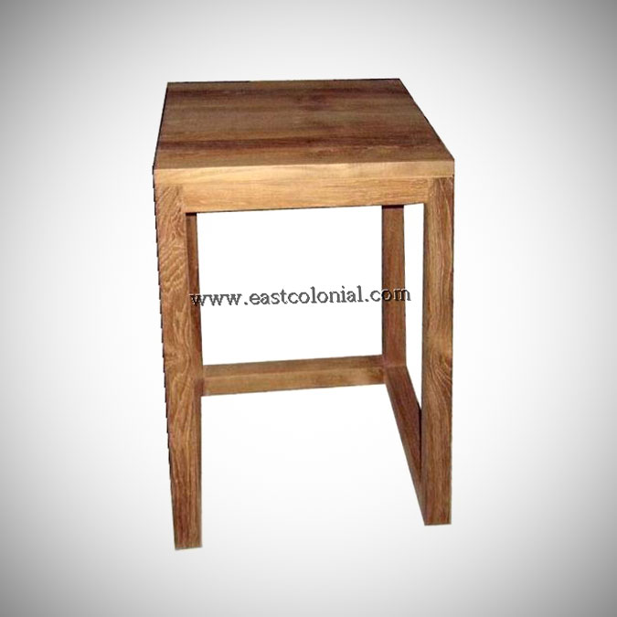 Linear End Table Medium