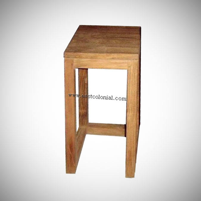 Linear End Table Small