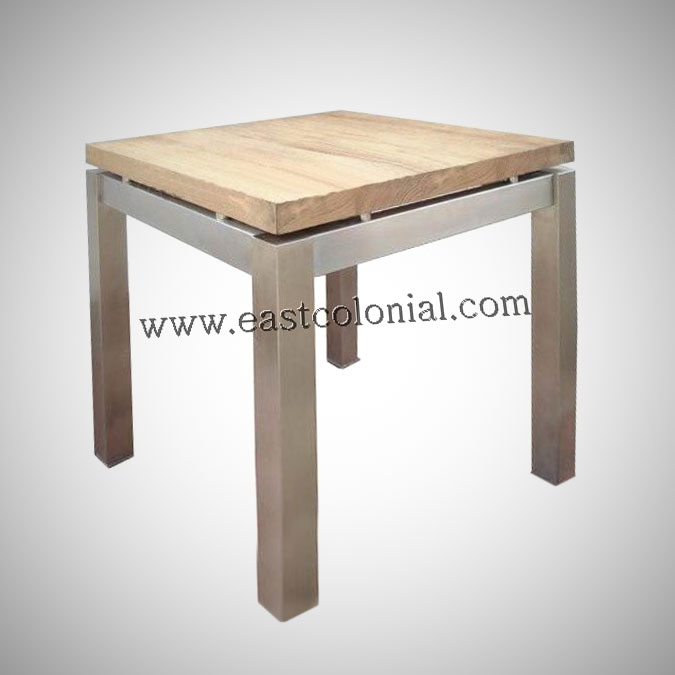 Stella End Table Square Medium