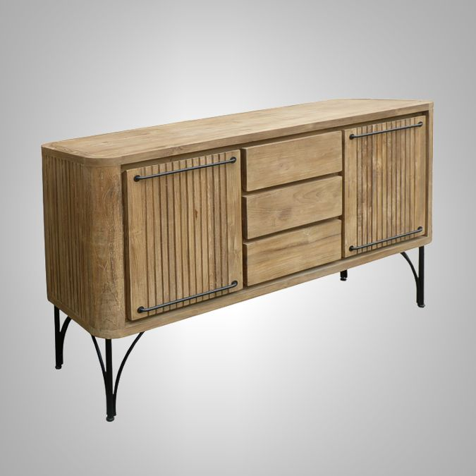 Havana Chest 2 Doors 3 Drawers