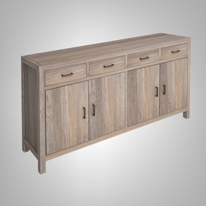 Java Buffet 4 Doors 4 drawers
