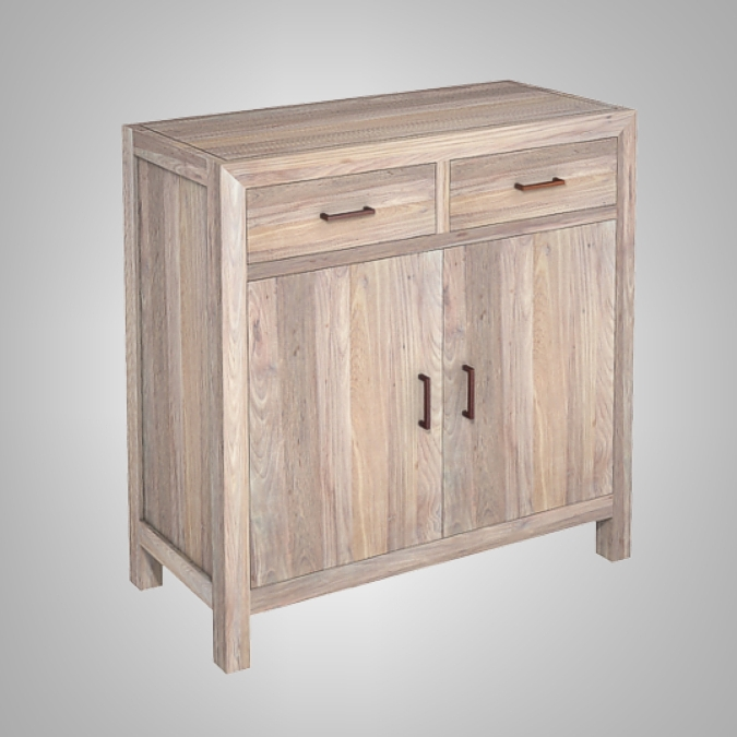 Java Chest 2 Doors 2 Drawers