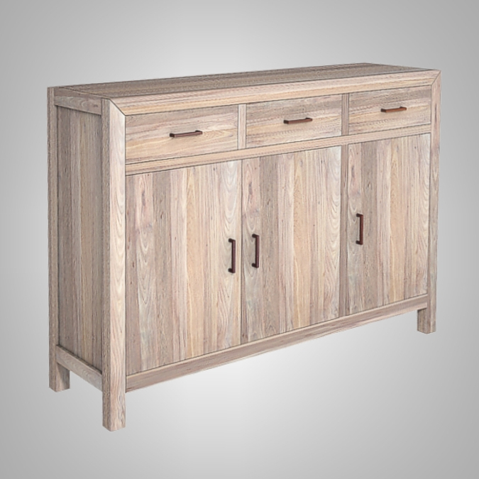Java Chest 3 Doors 3 Drawers