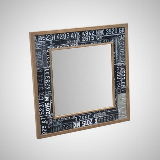 Mirror Plat Nomer