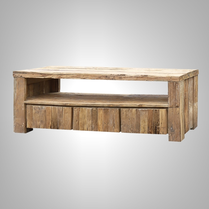 Natura TV Rack 3 Drawers
