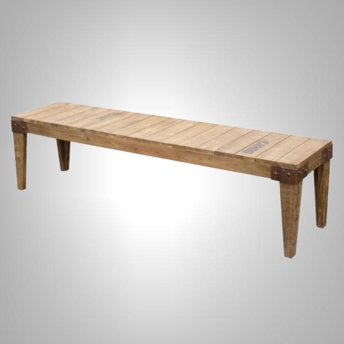 Pallete bench