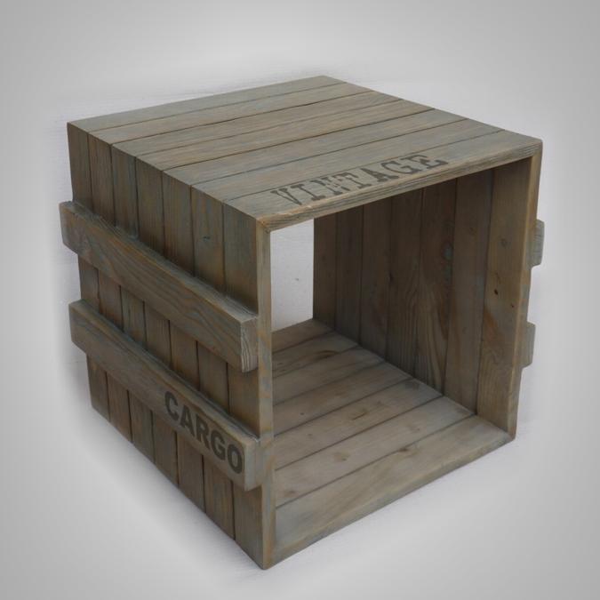 Pine cube 1x1