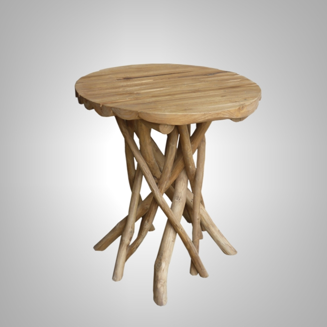 ROUND PANG TABLE