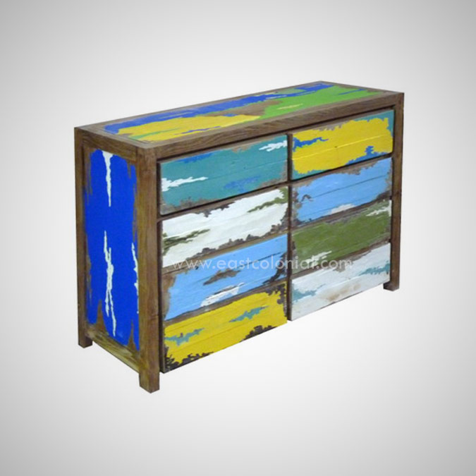 SAMUDRA CHEST 2 DOORS 2 DRAWERS