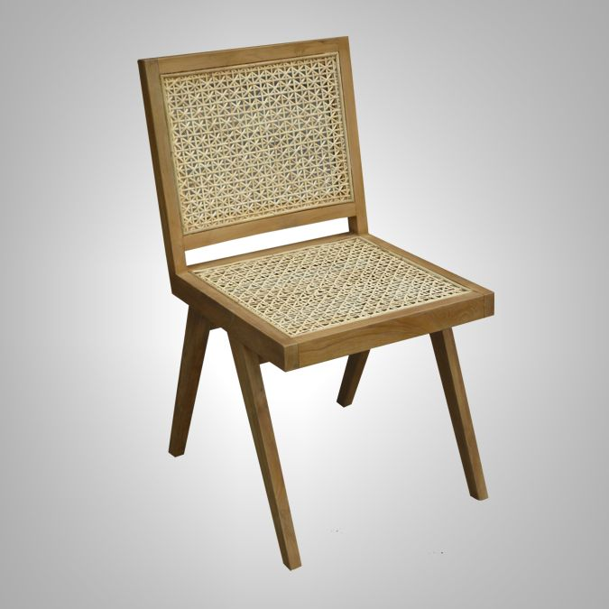 SIDE CHAIR CANE