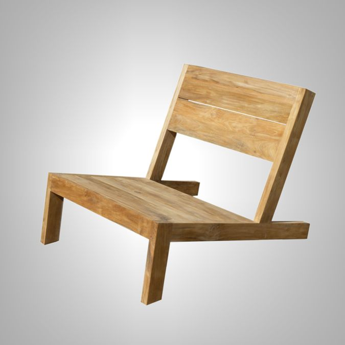 Side Long Chair
