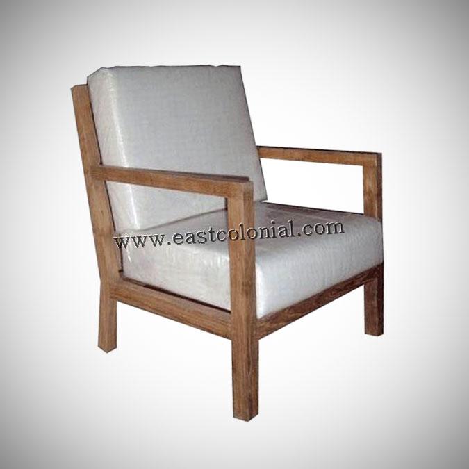Linear Sofa 1 Seater w Cushion
