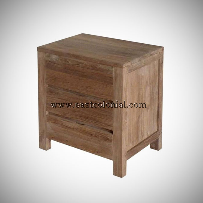 SOLO BEDISDE 3 DRAWERS