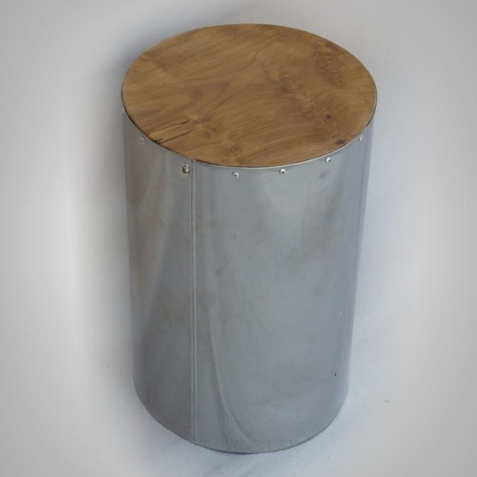 Stool stainless