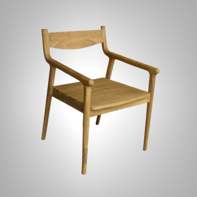 Toro Arm Dining Chair