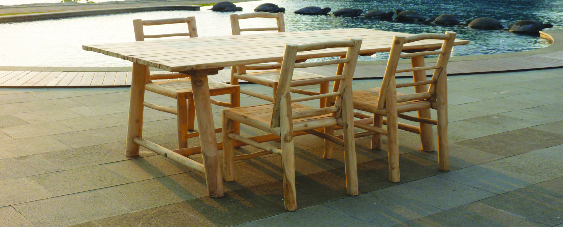 WILMA DINING TABLE SET